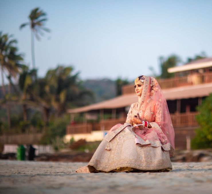 brodal portraits | indian wedding photography details