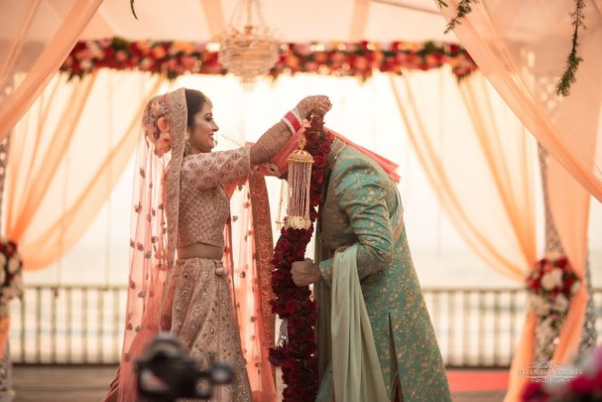 varmala ceremony | indian wedding rituals