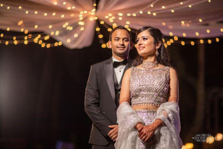 engagement ceremony | indian wedding