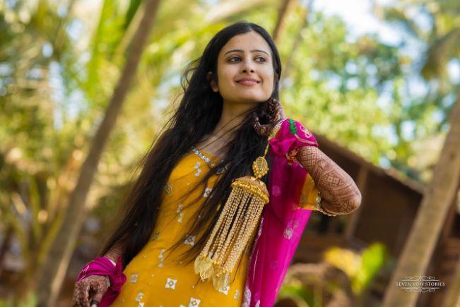 bridal kaleera ideas | indian wedding rituals