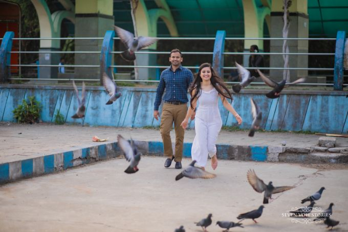 delhi pre wedding shoot in trend