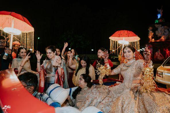 bridal entry ideas | Wedding at Ramoji Film City