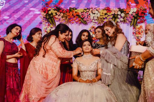 indian wedding rituals | Wedding at Ramoji Film City