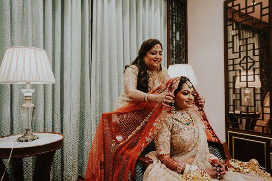 mother of the bride | Wedding at Ramoji Film City