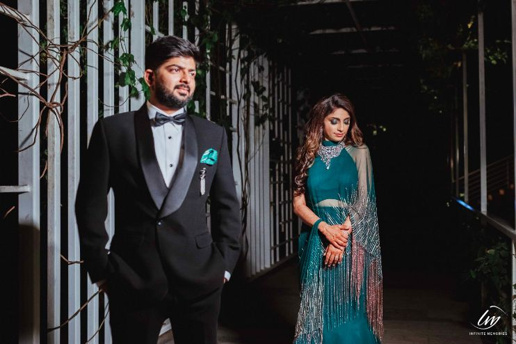 wedding outfits for indian wedding | saree for indian brides | sangeet engagement outfit 2020 | indian weddings | goa wedding