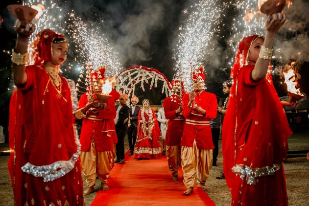 indian wedding , indian bride , wittyvows