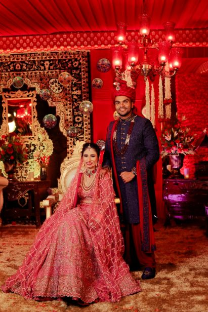 indian wedding , wedding blog , indian couple , wittyvows , lehenga , indian bride off shoulder gown | mehendi outfit | pre wedding shoot in greece , pink chooda