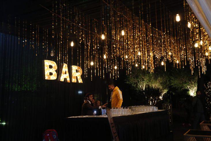 bar decor , decor details , wittyvows , indian wedding , wedding decor , bloger