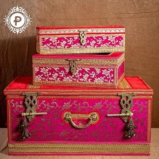 Wedding trunks | Trousseau packing | Wedding in 2020