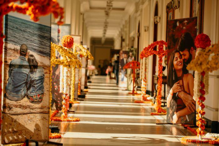 decor ideas , mehendi haldi decor , Destination wedding \ wedding in Jodhpur | Colourful mehendi ideas