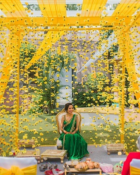 Flower décor ideas | budget decor ideas for lockdown weddings