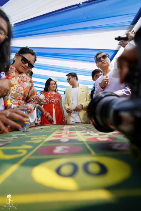 games at indian wedding
