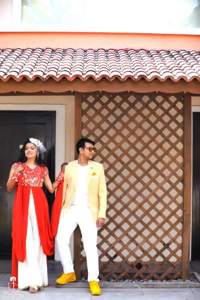 indian wedding diaries | couple shoot ideas