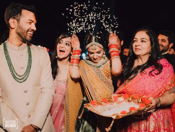 vidaai ceremony   indian wedding diaries