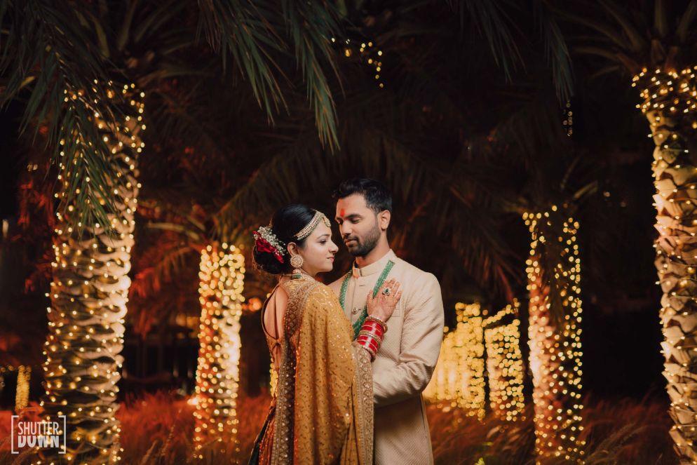 Destination wedding in Fujairah   indian wedding photography