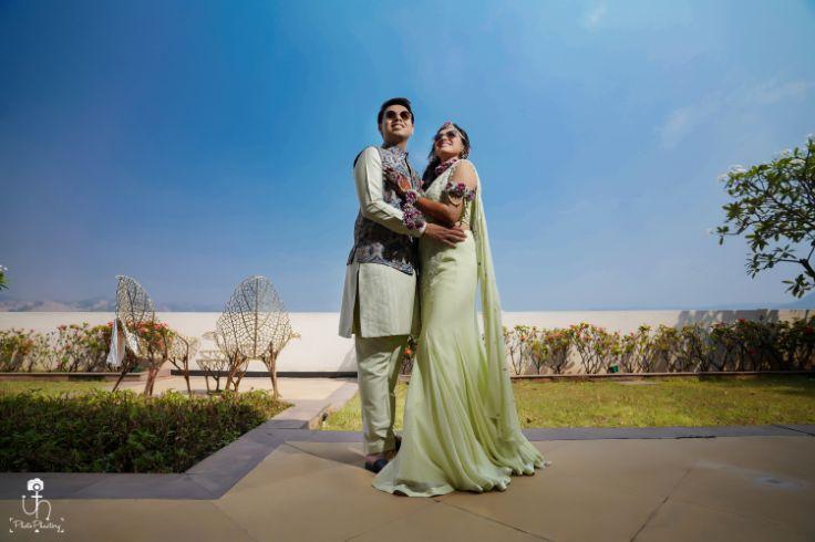 indian wedding | couple photography