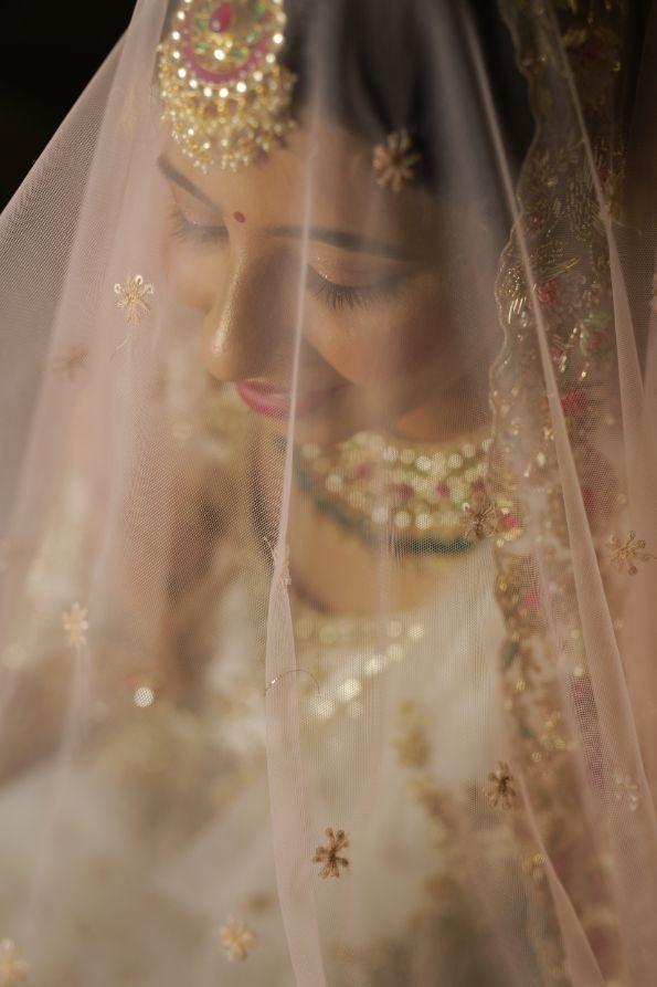 indian wedding | bridal deatils | Intimate Wedding in Jim Corbett