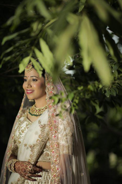 bridal photoshoot ideas   Intimate Wedding in Jim Corbett