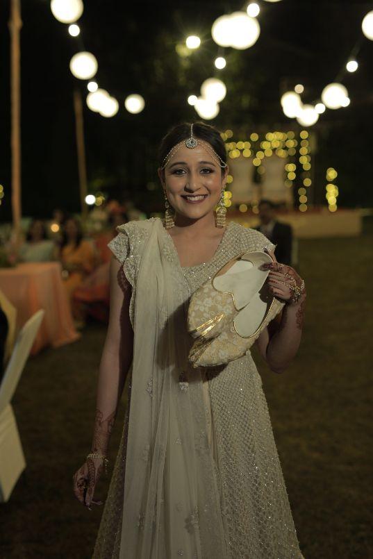 indian bridesmaids | jiju ki saali | Intimate Wedding in Jim Corbett