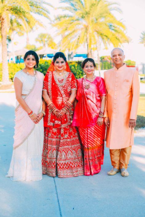 indain family at weddings , NRI wedding   long-distance love story