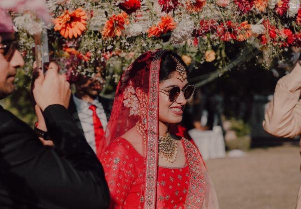 wedding diaries | bridal entry