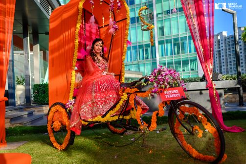 bridal entry ideas | stunning decor ideas