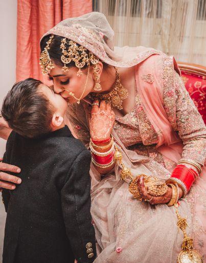 kids at indian wedding | bridal jewellery designs |