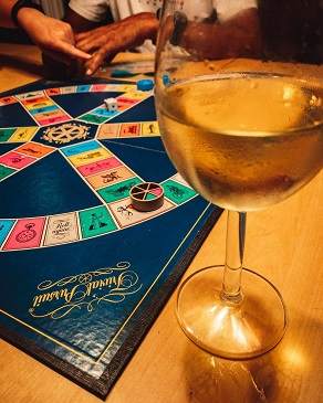 Game nights | Date nights at home