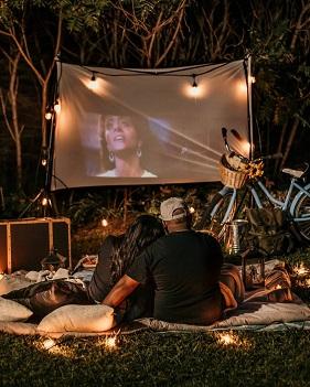 DDLJ   Minimoon at home   Date night ideas
