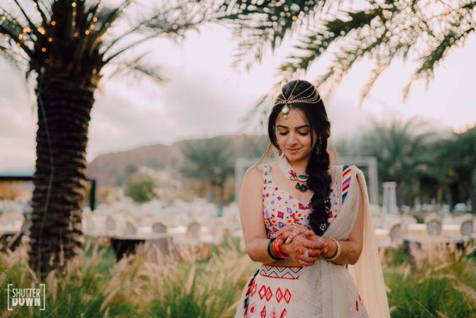 bridal portrait shoot ideas