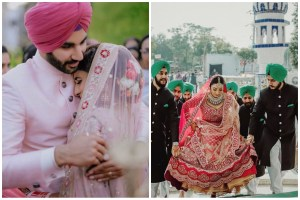 Brother of the bride | Wedding Trends 2020 | Wedding trends | Brother sister bond | Vidaai photography | Bidaai photography | Bridal entry ideas | Sikh bride