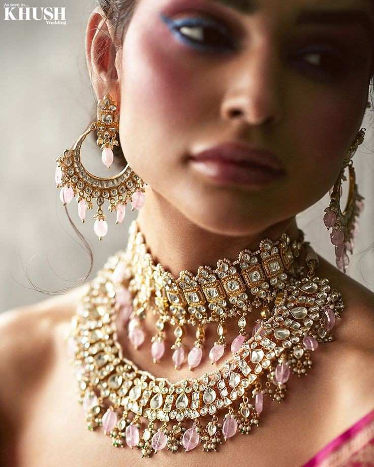 Bridal trends | Stackable necklaces