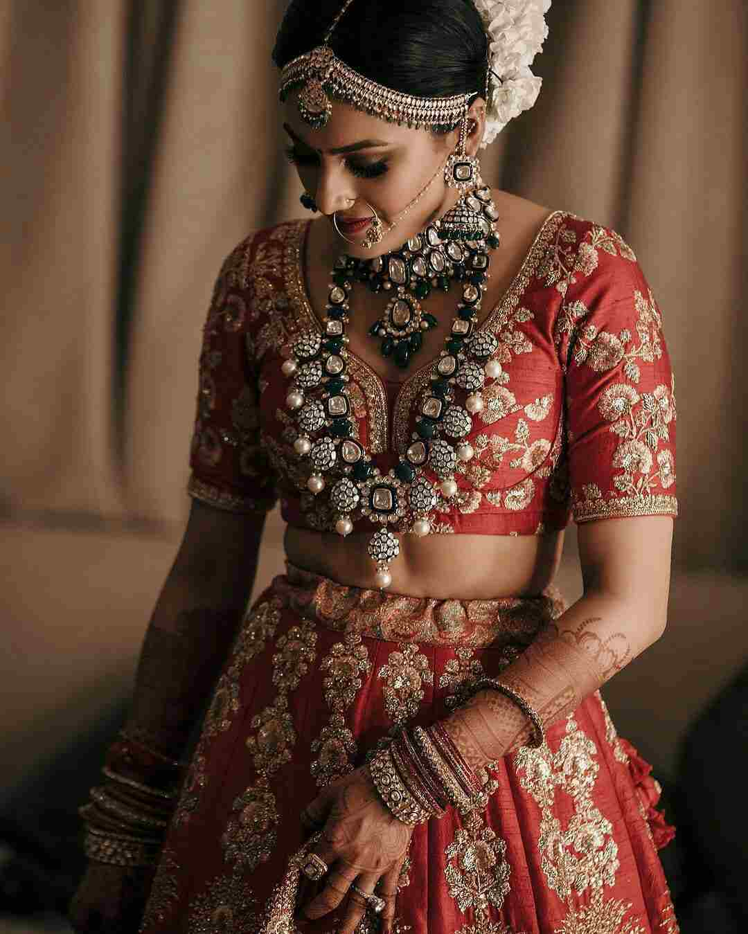 ridal trends | Bridal jewellery | Bridal stacked jewellery | Bride to be 2020