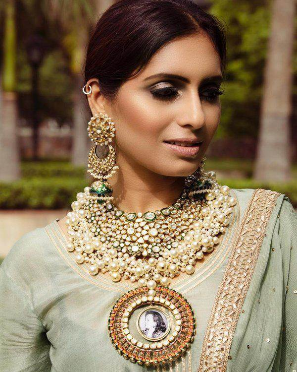 Bridal jewelry | Bridal stacked jewellery |