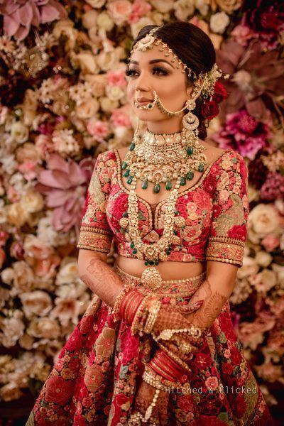 ridal trends | Bridal jewelry | Bridal stacked jewellery | Layered jewellery