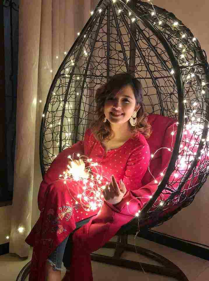 Diwali lights | Diwali Celebration at home