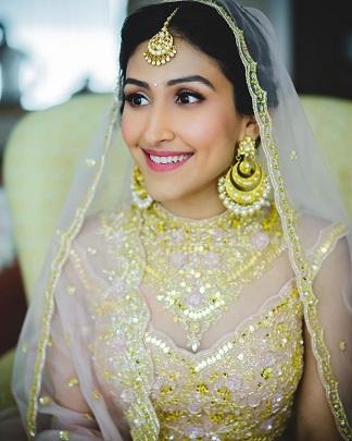Minimal Bridal makeup | Bride to be