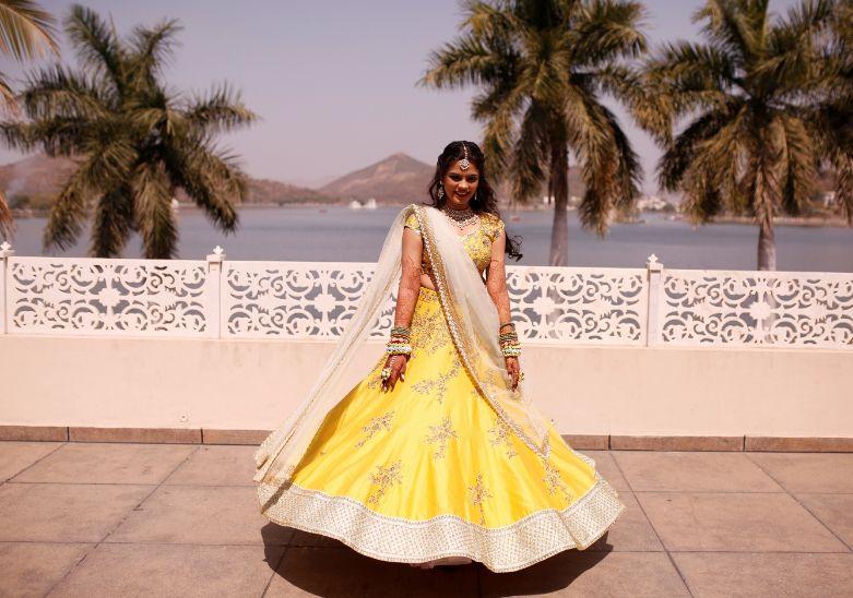 lehenga love , indian wedding , indian bridalwea , lehenga love , destination wedding in Udaipur