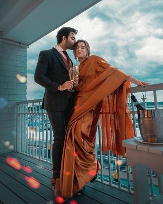 Kompal Matta | Romantic couple pictures