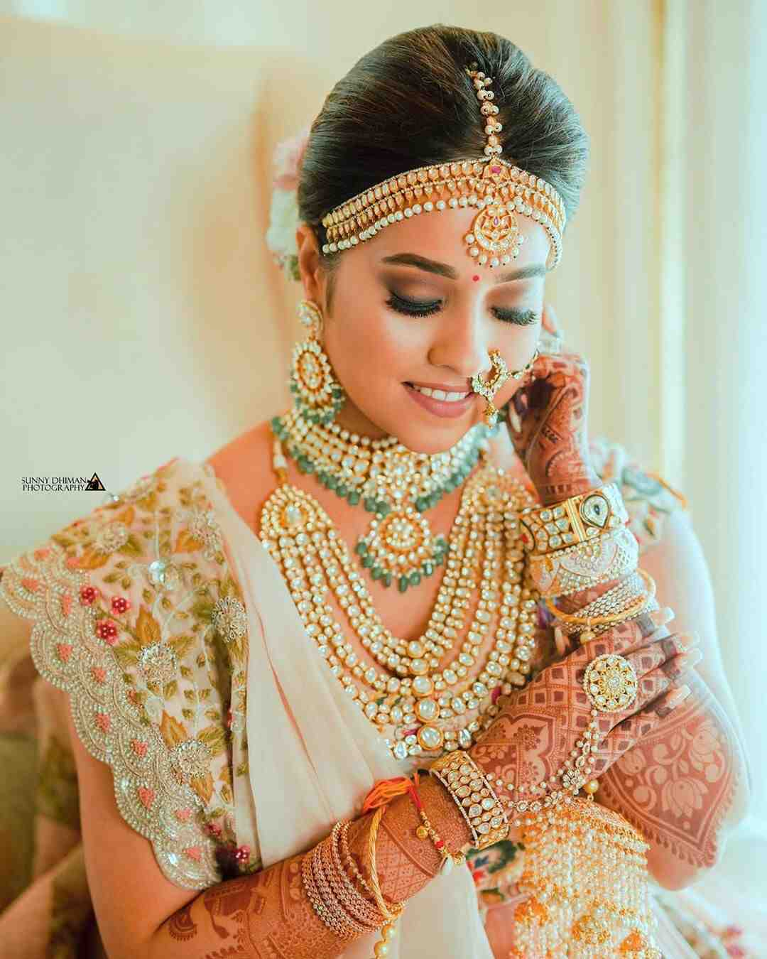 unique bridal bangles | wedding jewelry