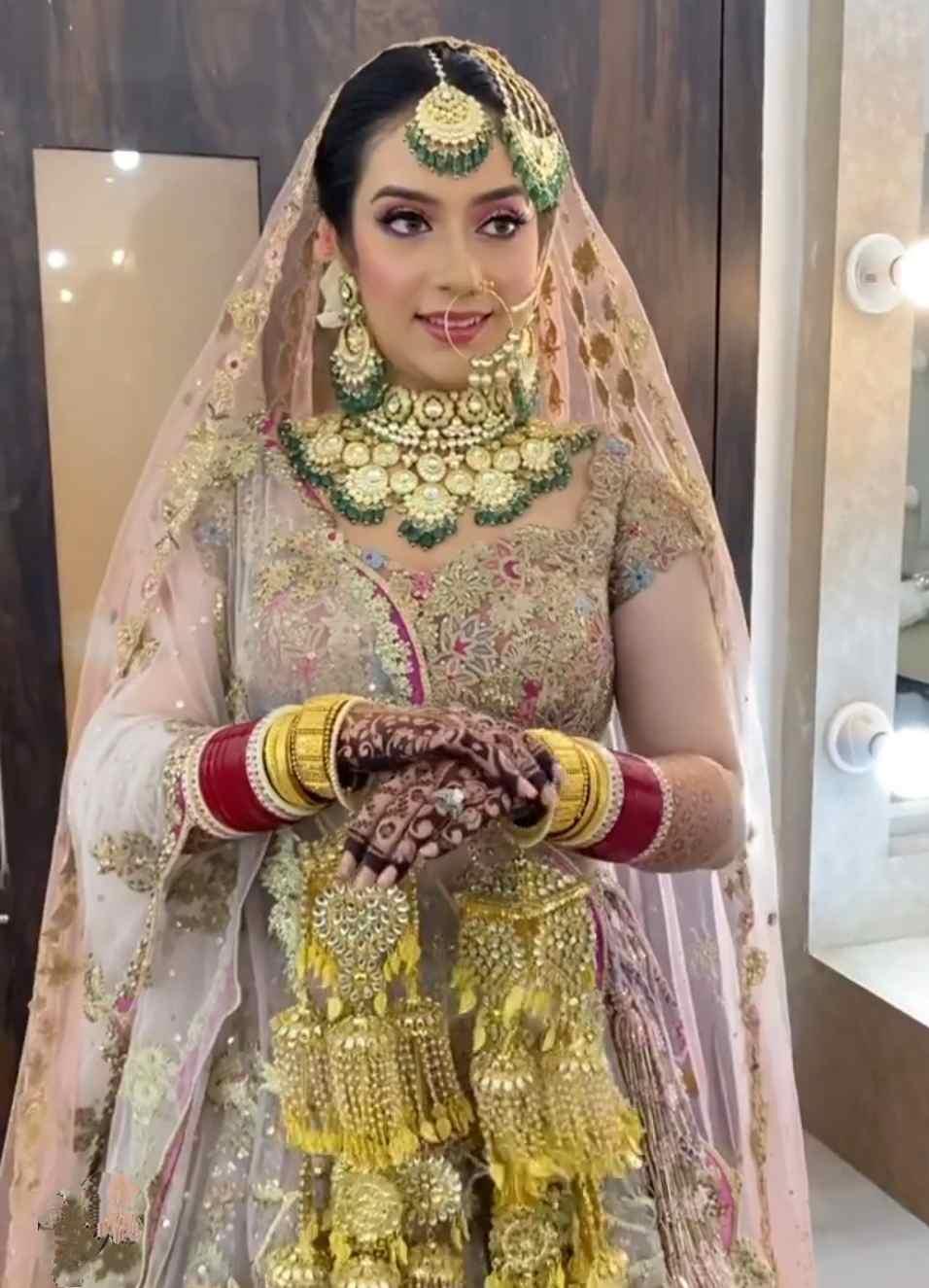 palki kaleere | bridal jewellery