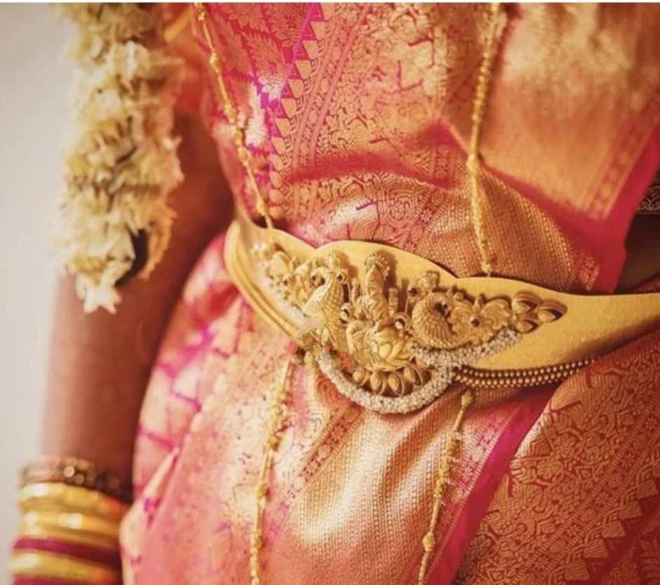 waist belt | temple jewellery | bridal belts
