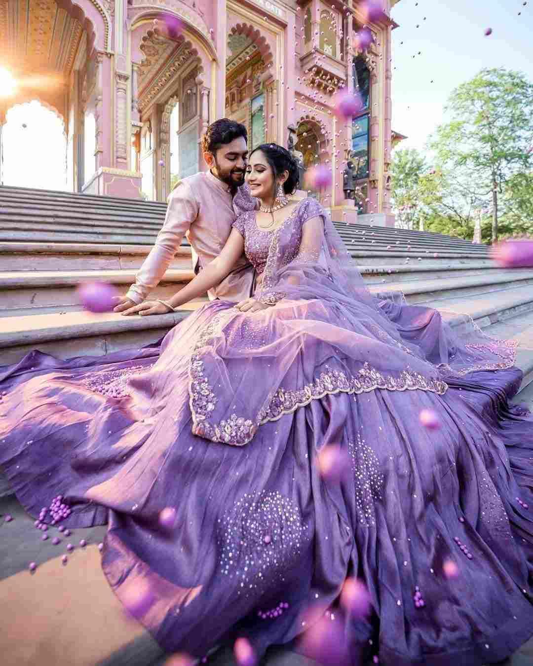 pre wedding shoot ideas | bridal wear