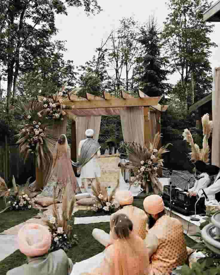 micro weddings | intimate wedding