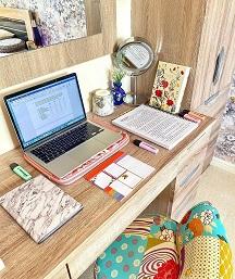 Desk organizer | Work from home | Interior