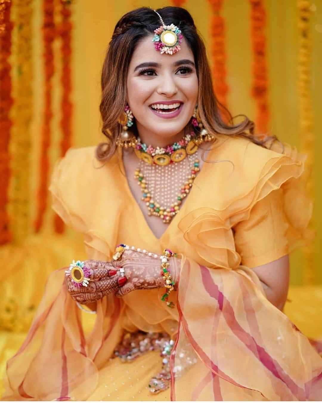 mehendi jewellery | bridal jewelry