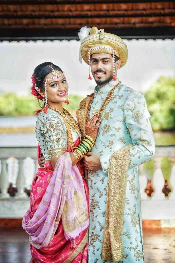 marathi couple | marathi brides
