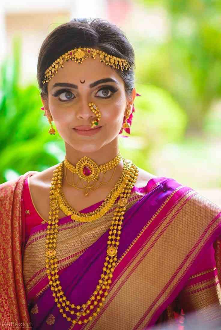 marathi jewellery | nath