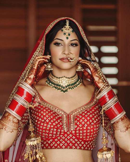 bridal portrait   bridal trends