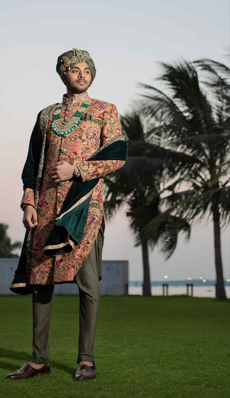 sherwani | groom sherwani
